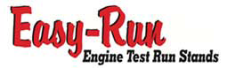 Easy-Run Engine Test Stands, Logo